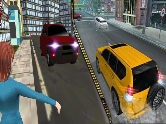 City Prado Car Driving with Racing Games screenshot 7