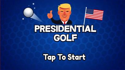 Presidential Golf screenshot 1