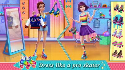 Roller Skating Girls screenshot 1