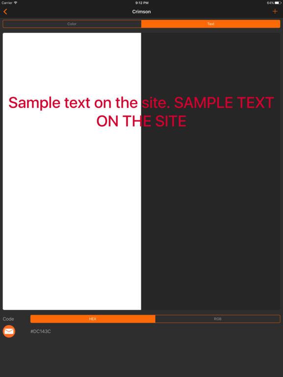 HTML Color codes. WEB Palette screenshot 9