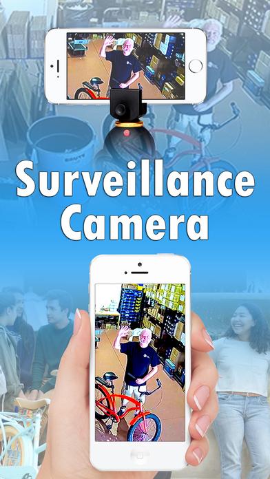 IP Webcam Home Security Surviliance Wifi Camera screenshot 1