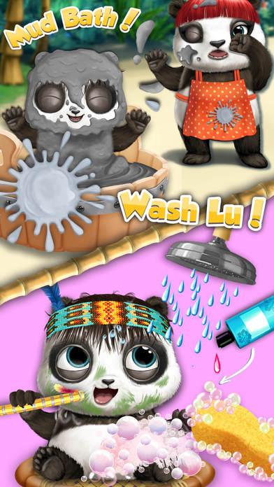 Panda Lu Baby Bear Care - No Ads screenshot 4
