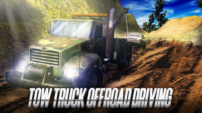 Tow Truck Offroad Driving screenshot 1
