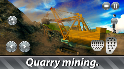 Quarry Machines Simulator screenshot 2