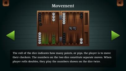 Backgammon ® screenshot 3