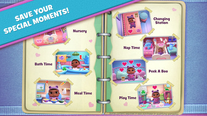 Doc McStuffins: Baby Nursery screenshot 5