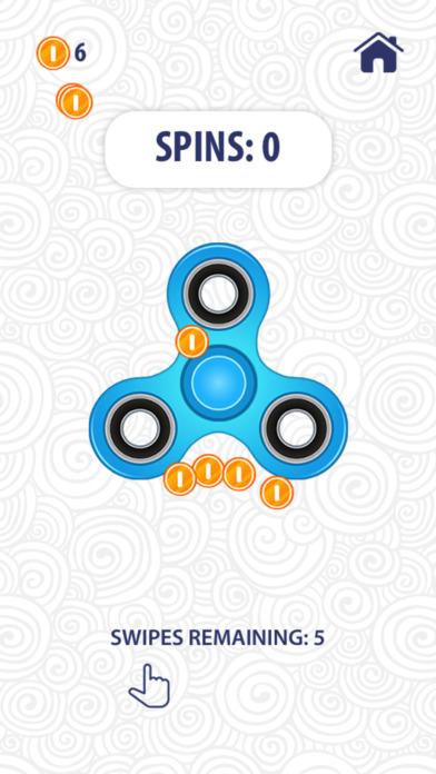 Finger Spinner ® screenshot 2