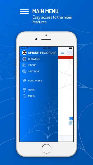 Spider Recorder screenshot 3