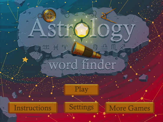Astrology Word Finder screenshot 5