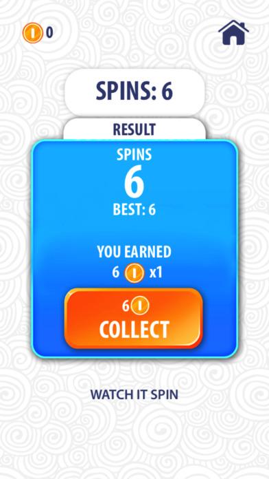 Finger Spinner ® screenshot 3