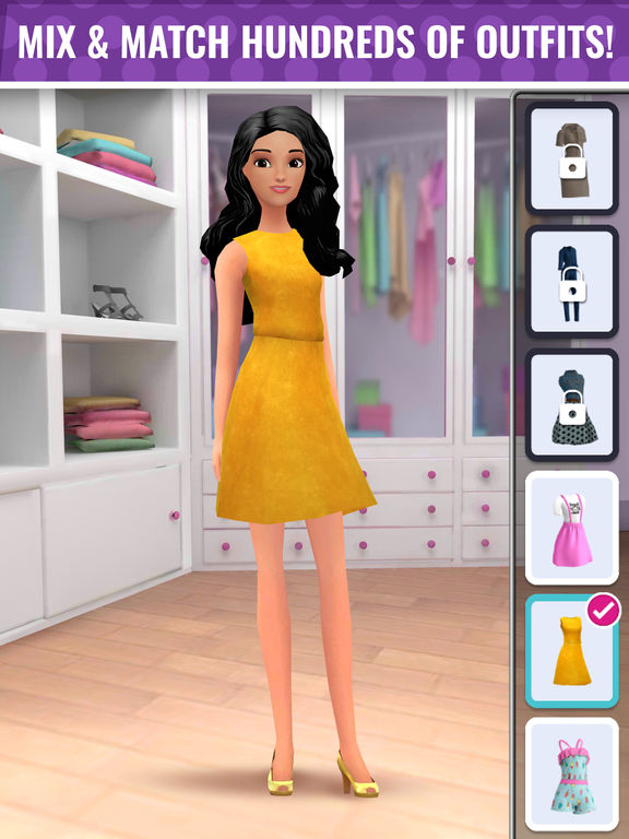 Barbie™ Fashion Closet screenshot 8