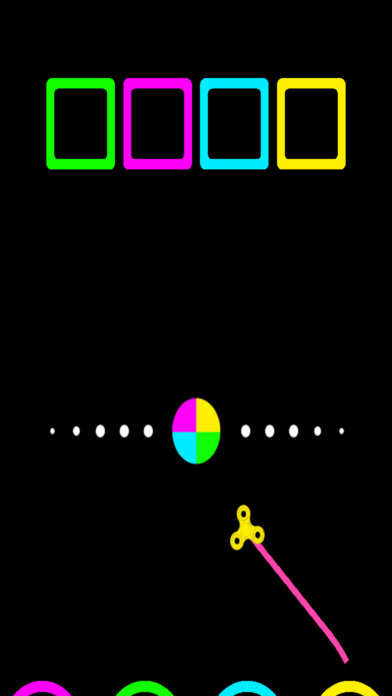 Color Fidget Race screenshot 3