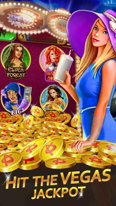 Vegas Casino: Slot Machines screenshot 1