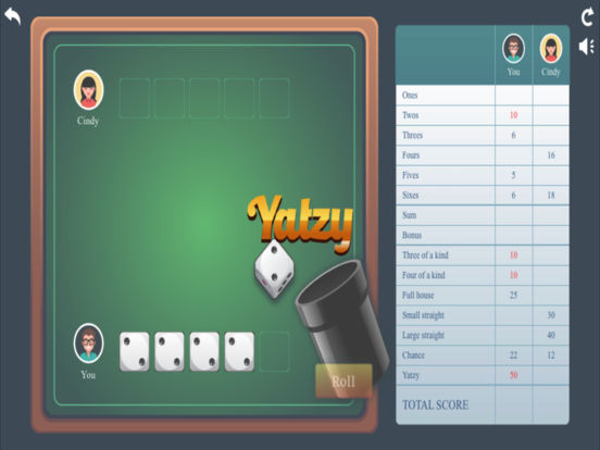 Yatzy ® screenshot 5
