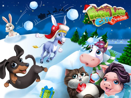 Farm Animals Christmas FULL screenshot 6