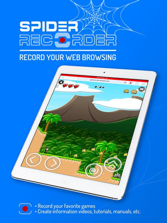 Spider Recorder screenshot 5
