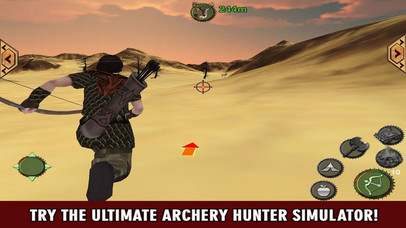 Master Hunter Desert: Archey Shoot screenshot #1