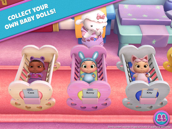 Doc McStuffins: Baby Nursery screenshot 6