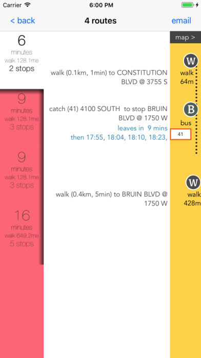 Salt Lake City Transport screenshot 2