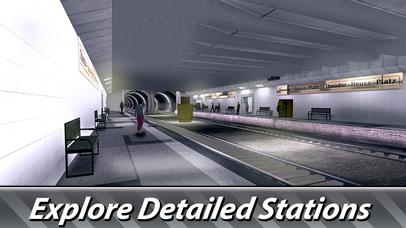 Berlin Subway Driving Simulator screenshot 3