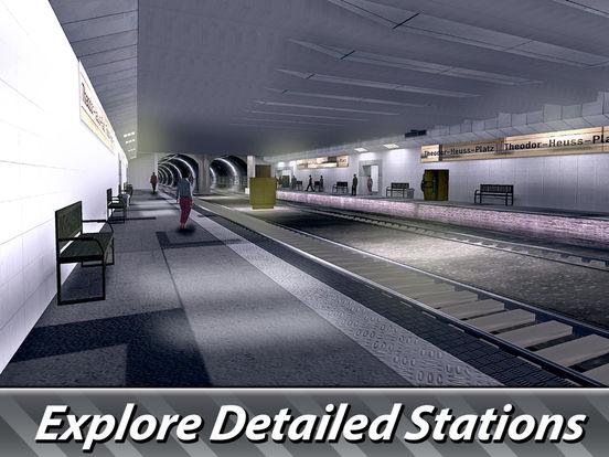 Berlin Subway Driving Simulator screenshot 7