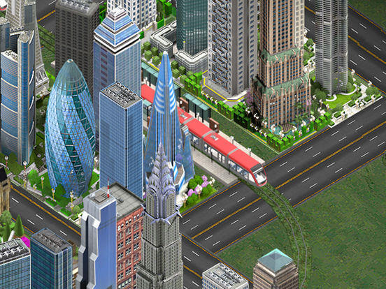 TRAM CITY™ screenshot 7