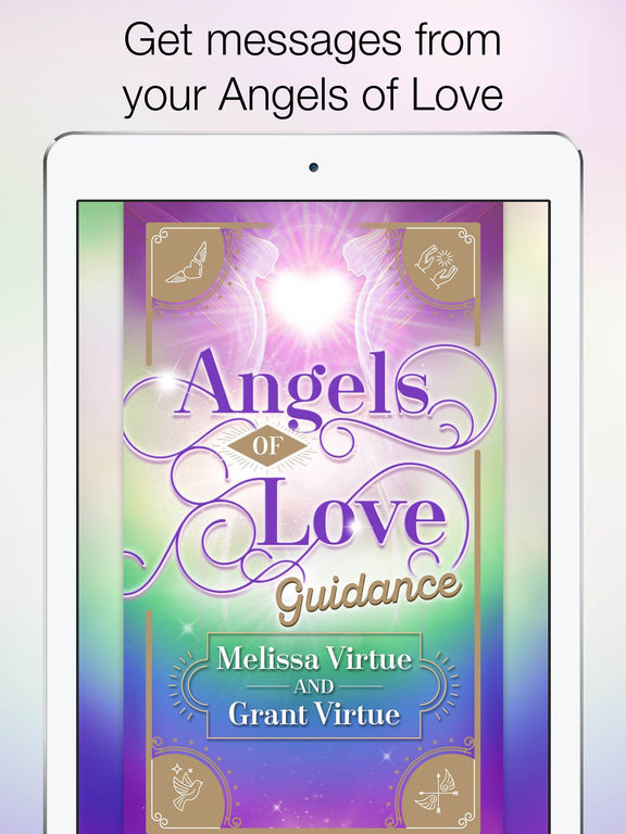 Angels of Love Guidance - Melissa and Grant Virtue screenshot 6