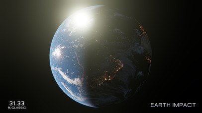 Earth Impact screenshot 1