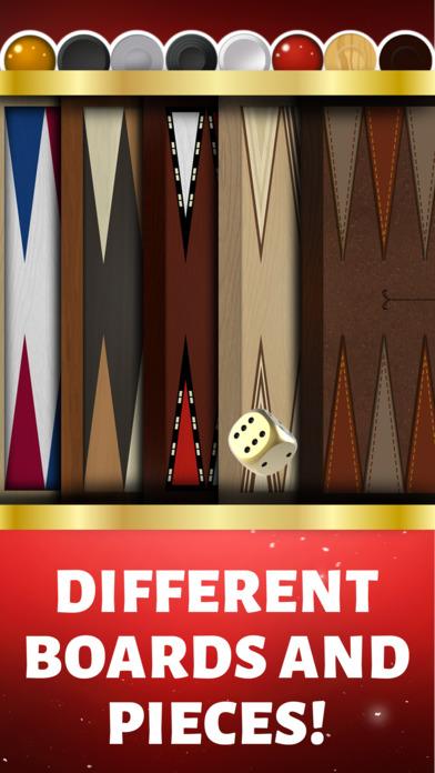 Backgammon - Offline screenshot 3