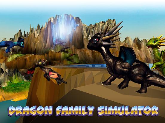 Dragon Family Simulator Full screenshot 5