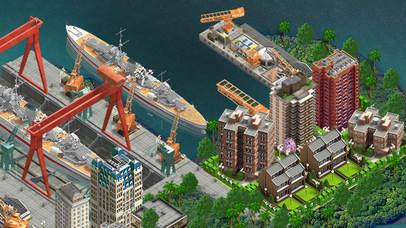 Shipyard City™ screenshot 5