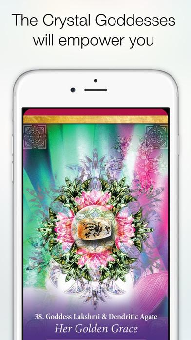 Crystal Mandala Oracle screenshot 3