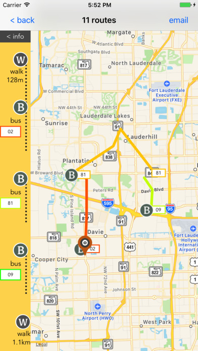 Fort Lauderdale Public Transport Guide screenshot 5