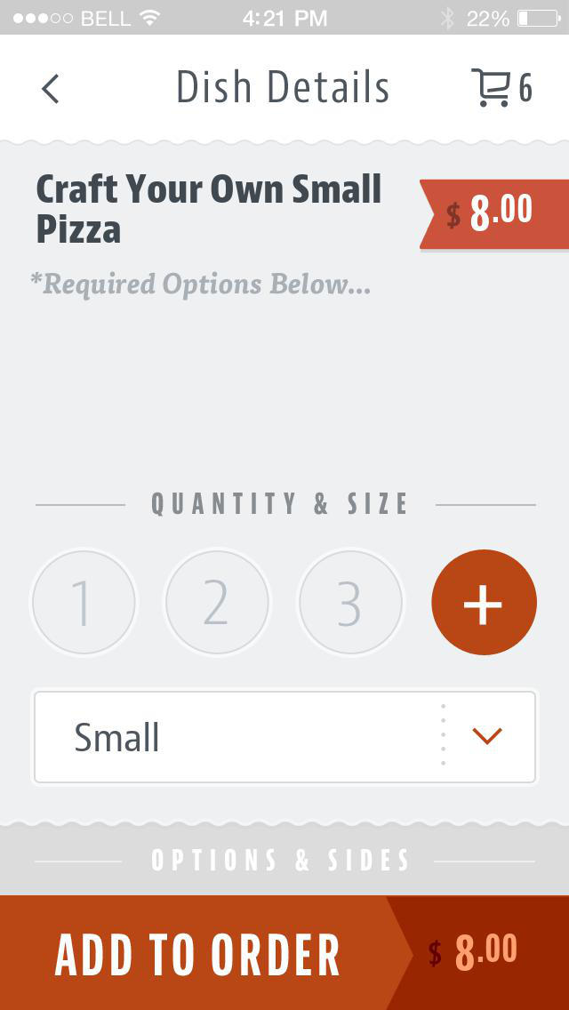 The Social Pizzeria screenshot 4
