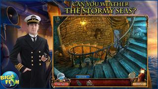 Sea of Lies: Tide of Treachery - A Hidden Object Mystery (Full) screenshot 1
