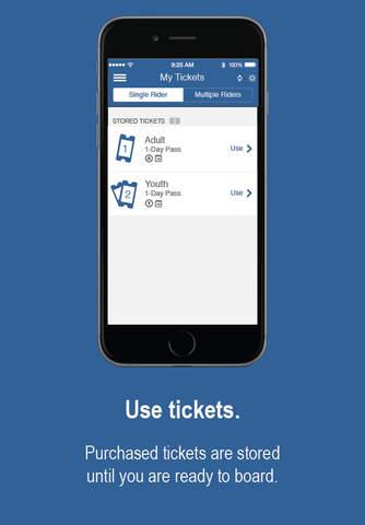 TriMet Tickets - náhled