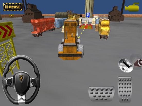 Truck Parking Simulation 3D screenshot 8