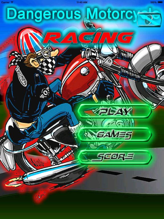 A Dangerous Motorcycle Racing PRO - furiously game screenshot 6
