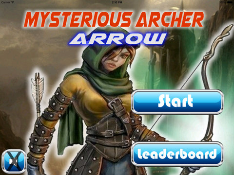 Mysterious Archer Arrow - Fast Game Arrow In The Forest screenshot 6