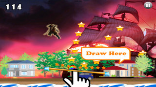 Pirate Treasure Hunt Jump - Grabs All The Treasure And The Best Pirate screenshot 4