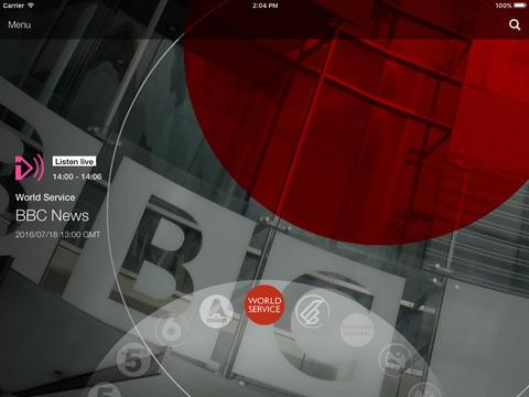 BBC iPlayer Radio screenshot 6