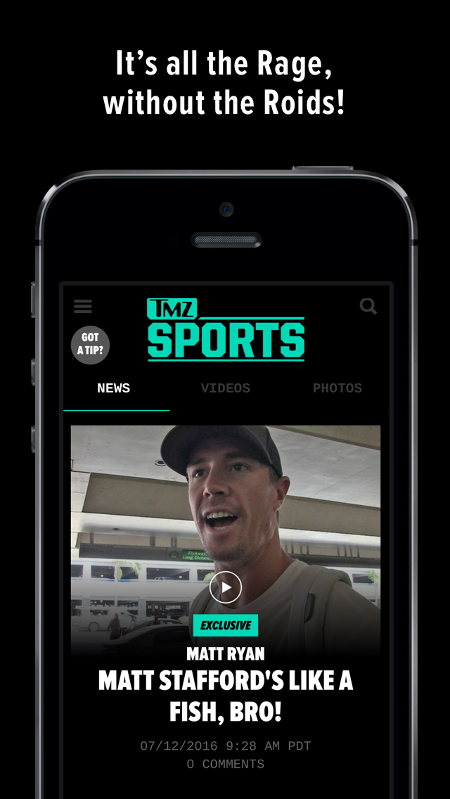 TMZ Sports screenshot 1