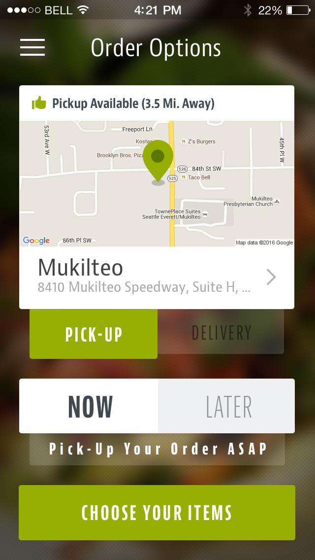 Mukilteo Thai 2 Go screenshot 2