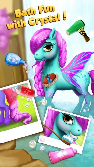 Pony Girls Horse Care Resort - No Ads screenshot 3