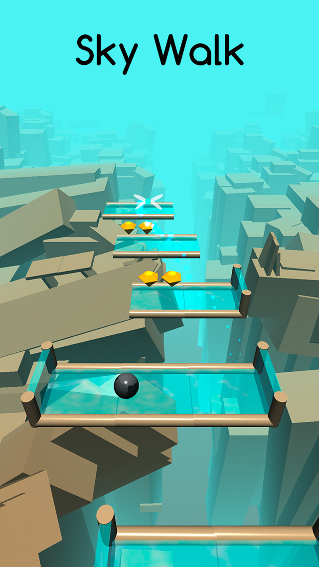 Skywalk! screenshot 1