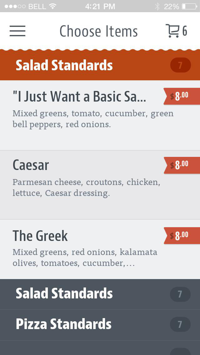 Pieoneer Pizza Bar screenshot 3