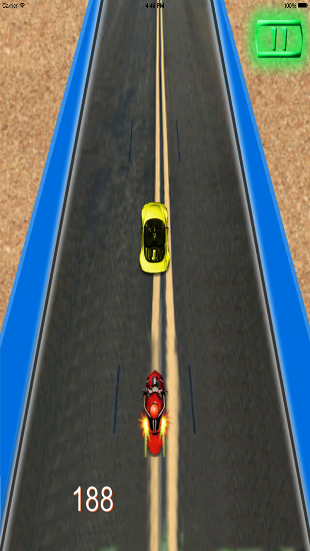 A Motorcycle Vanguard Adventure PRO - A Crazy Motocross Game in the city screenshot 3