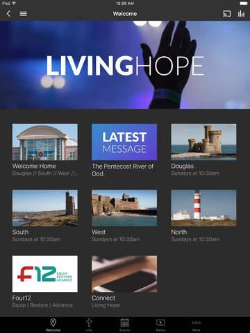 Living Hope Isle of Man screenshot 4