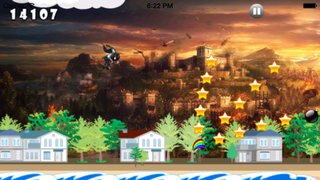 A Soldier Of Jump Pro - Sprint Chase Game screenshot 2