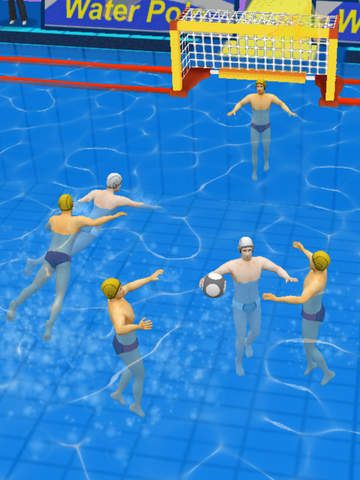 Summer Sports: Water Polo screenshot 10